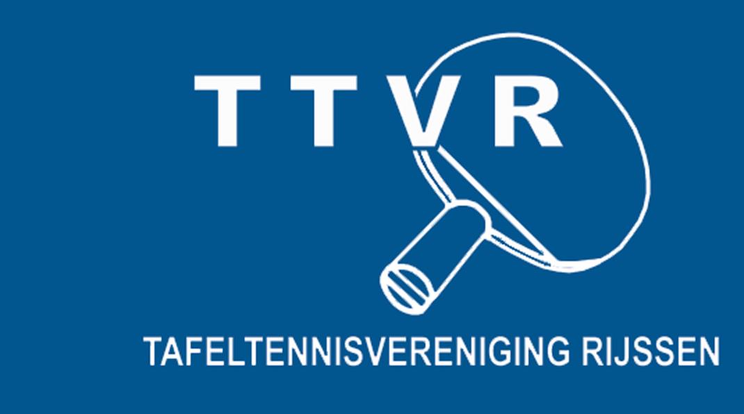TTVR - Tafeltennisverenging Rijssen